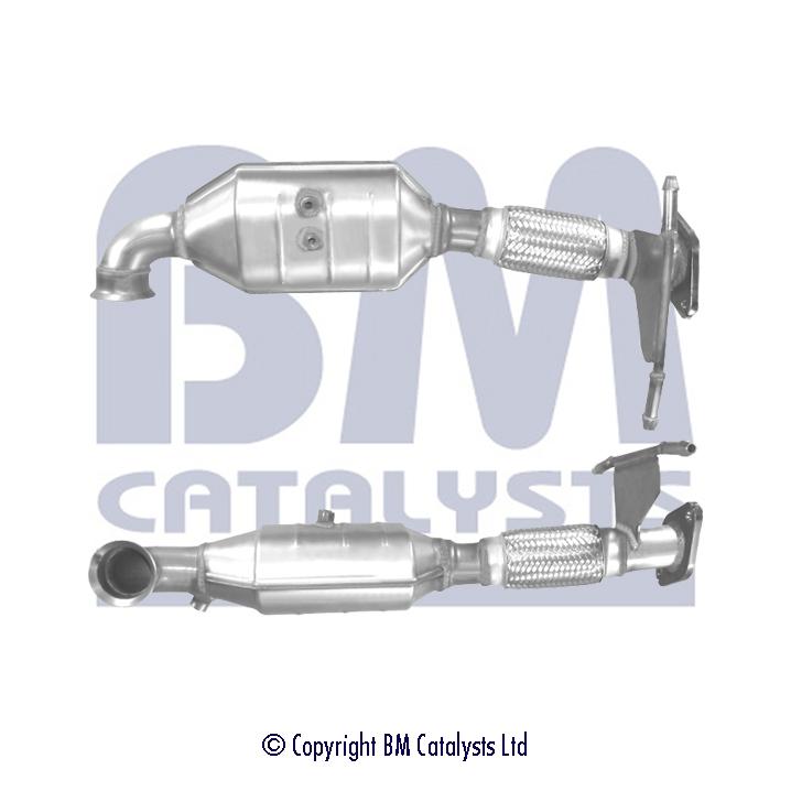 CATALYTIC CONVERTER TYPE APPROVED  BM80443H