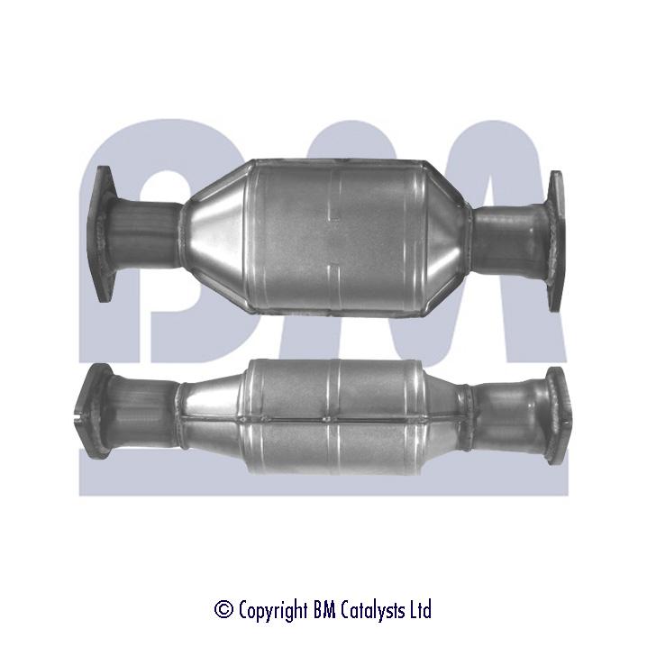 BM90262 1845016380 CATALYTIC CONVERTER  FOR TOYOTA