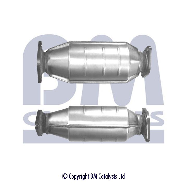 BM91380H 2895023680 CATALYTIC CONVERTER TYPE APPROVED  FOR HYUNDAI